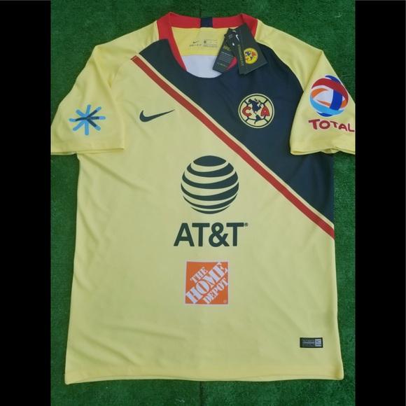 free shipping d3e60 07d30 2018 Club America soccer jersey NWT